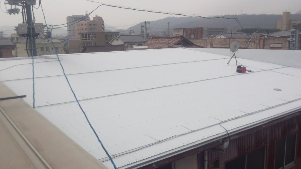 長尺波板 GL鋼板 03.0t